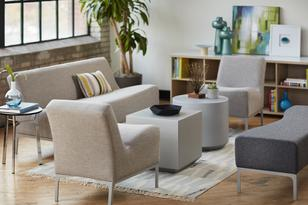 Customer Or Employee Lounge