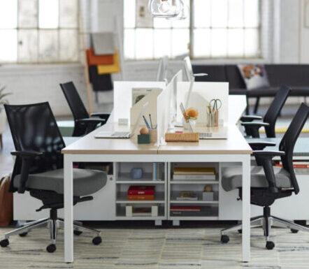 Desk16Trendway-Trig-Benching-3